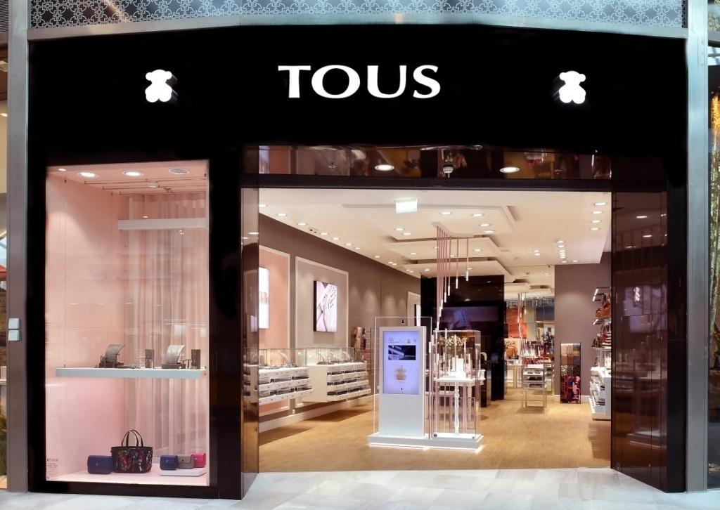 Tienda de Tous, firma catalana investigada por la Audiencia Nacional.