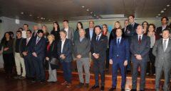 Una imagen de la reunión del pasado 1 de marzo.