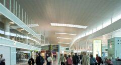 El aeropuerto de Barcelona-El Prat.