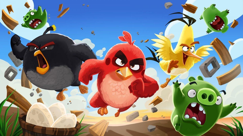 El fabricante de Angry Birds se hunde en bolsa.
