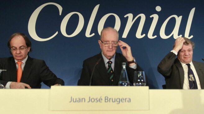 Colonial y Axiare, suspendidas de cotización.