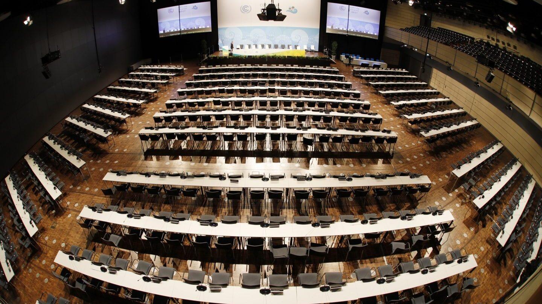 Cumbre del clima , COP23, en Bonn.