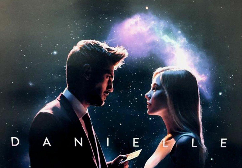 Cartel 'Danielle' de el anuncio de lotería Navidad Amenábar.