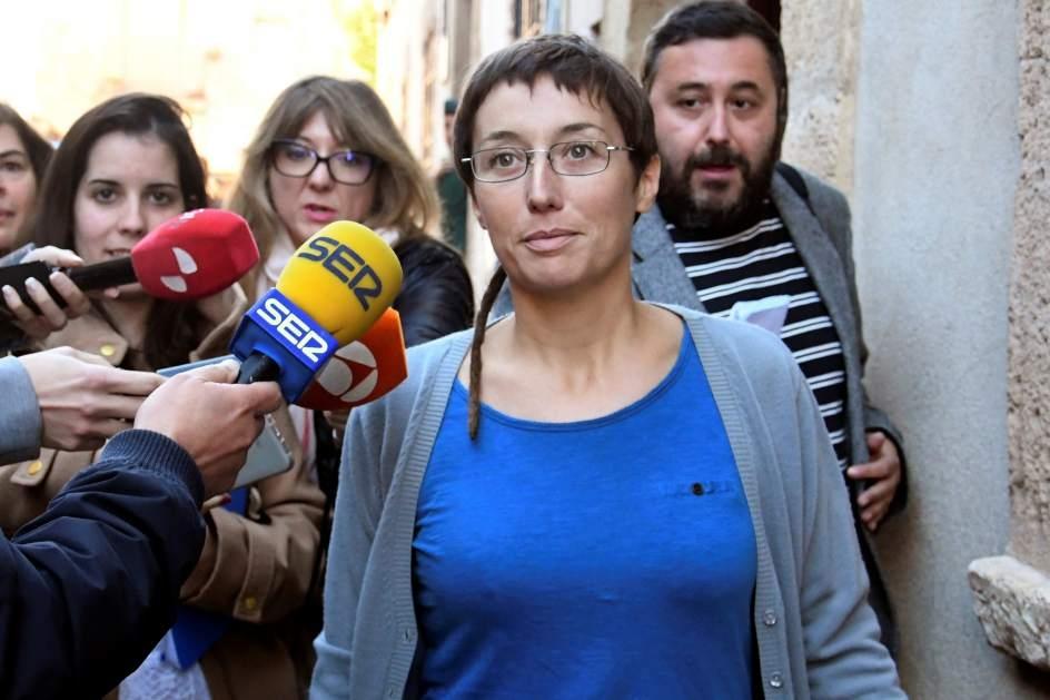 La concejal de Catarroja, Datxu Peris, condenada a pagar 7.000 euros a la familia de Victor Barrio.