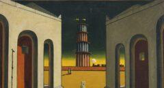"""""""Piazza d'Italia"""", Giorgio De Chiricho"""