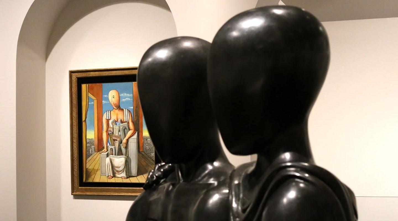 """""""Sueño o realidad. El mundo de Giorgio de Chirico"""" en el Caixa Forum de Madrid"""