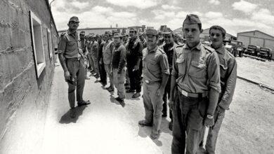 La última mili del Sáhara español