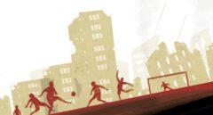 Detalle de una de las ilustraciones del libro