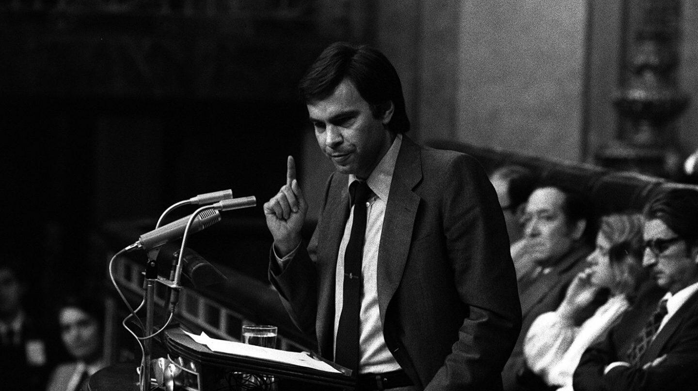 Felipe González juró el cargo el 2 de diciembre de 1982.
