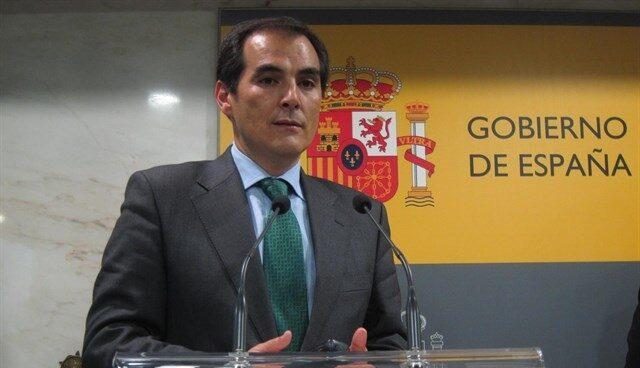 José Antonio Nieto, secretario de Estado de Seguridad.