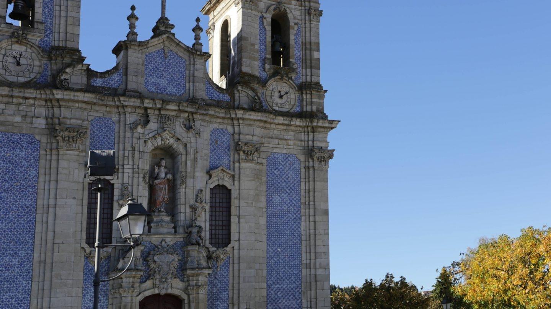 Iglesia de Ribeira de Pena