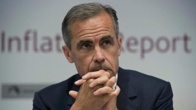 El Banco de Inglaterra sube los tipos de interés.