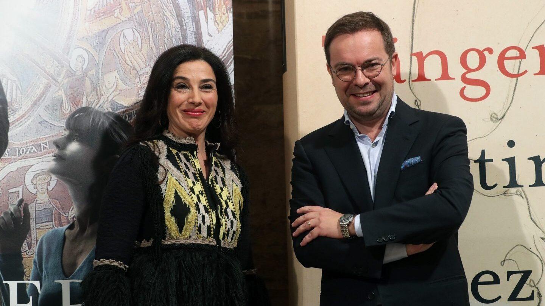 Javier Sierra y Cristina López, primer premio y finalista del Premio Planeta.