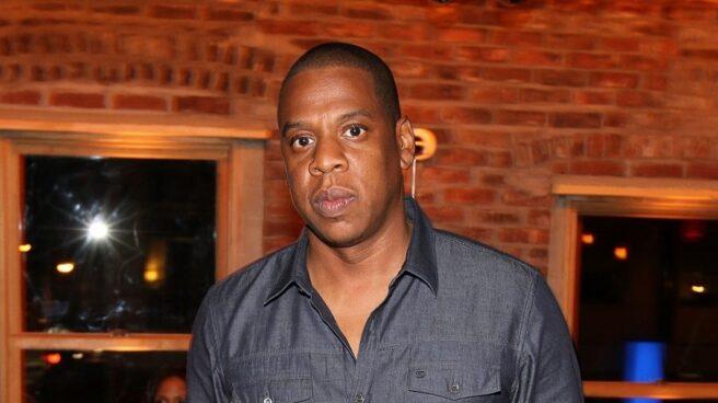 El rapero Jay-Z.