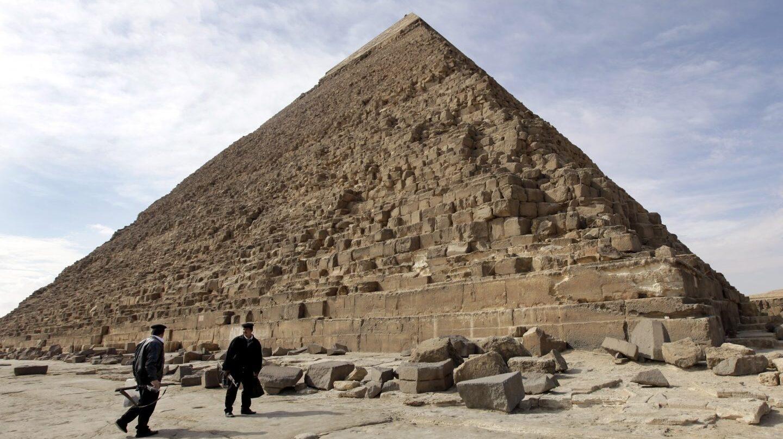 Pirámide de Keops.
