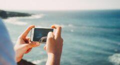 El uso del móvil durante los viajes se ha disparado con el fin del roaming.