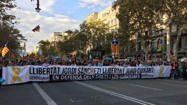 Las huelgas en Cataluña pueden golpear a la economía.