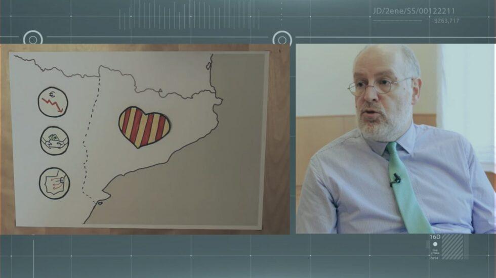 Jordi Canal explica la Historia de Cataluña.