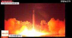 Corea del Norte lanza un nuevo misíl balístico hacia territorio japonés
