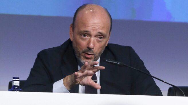 Javier Monzón, presidente de Prisa.