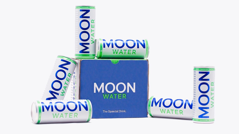 Moonwater, el refresco con influjo de la luna.