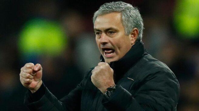 El entrenador de fútbol Jose Mourinho.