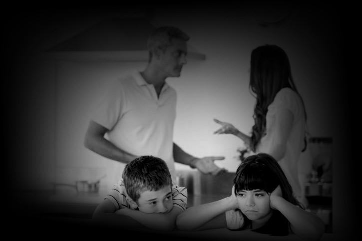 Cómo proteger a los niños de la violencia machista.