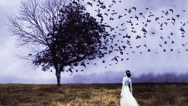 """Portada de """"La novia ahorcada en el país del viento"""""""