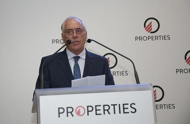 Juan Antonio Carpintero, presidente de Grupo Ortiz.