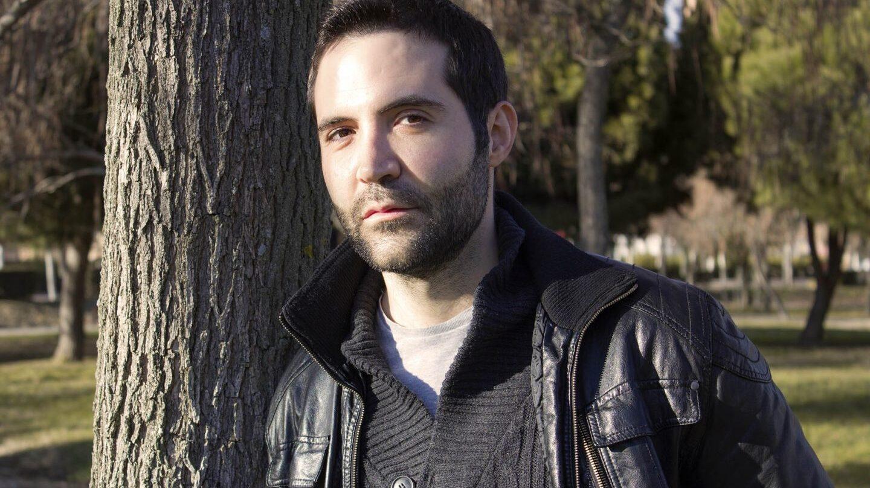 El escritor madrileño Pedro Mañas.