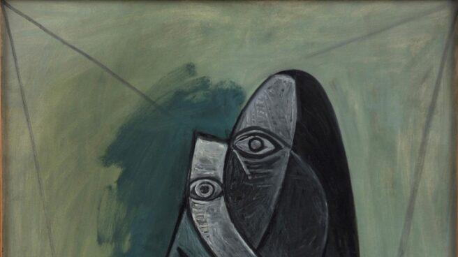 'Buste de femme', de Picasso.
