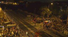 La plataforma vecinal pro Soterramiento de Murcia, en contra de la presencia de la CUP