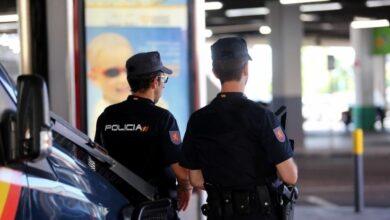 Dos detenidos en Gran Canaria por estrangular y quemar a un indigente
