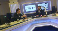 Mariano Rajoy, en su entrevista en la Cadena Cope.