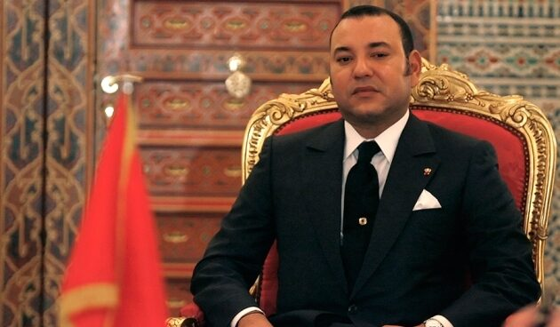 Rey Mohamed VI.