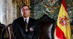 Julián Sánchez Melgar, magistrado de la Sala Segunda del Tribunal Supremo.