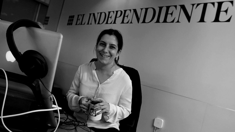 Salugral Adriana, directora de Arte de www.elindependiente.com