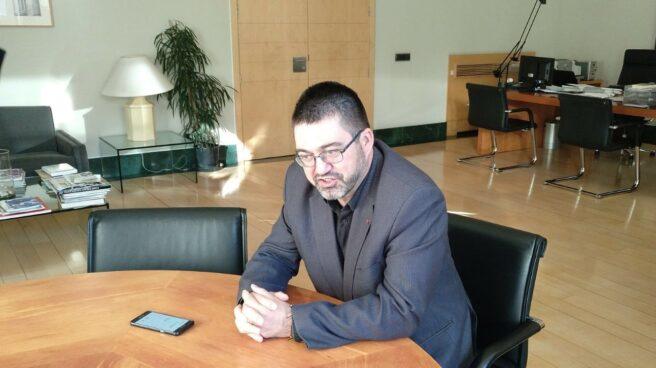 Carlos Sánchez Mato, entrevistado en diciembre pasado por El Independiente.