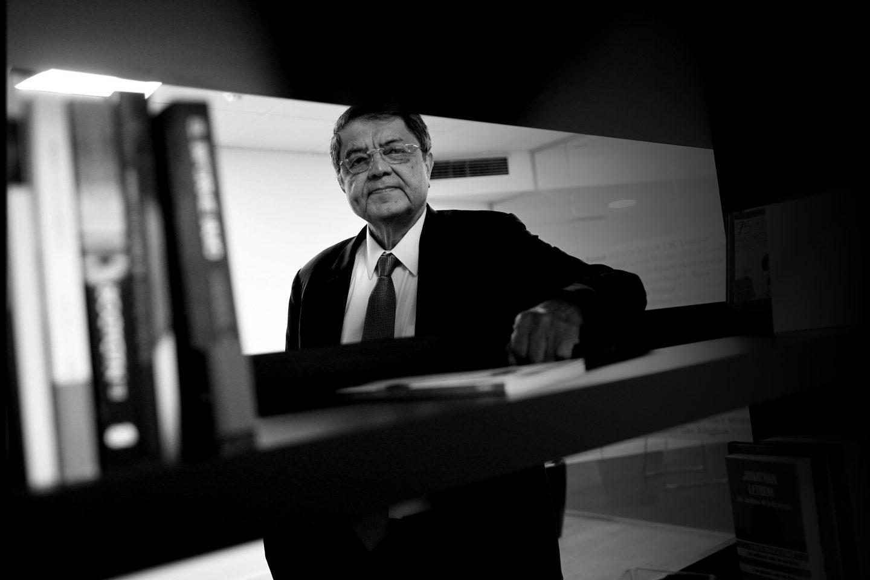 Sergio Ramírez. premio Cervantes 2017.