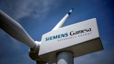 Iberdrola vende el 8% de su participación en Siemens Gamesa