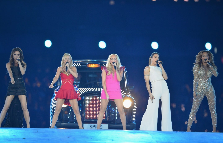 Las Spice Girls.
