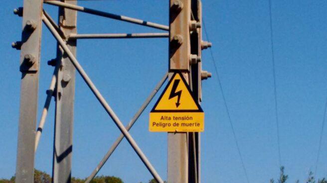 Torre de electricidad.