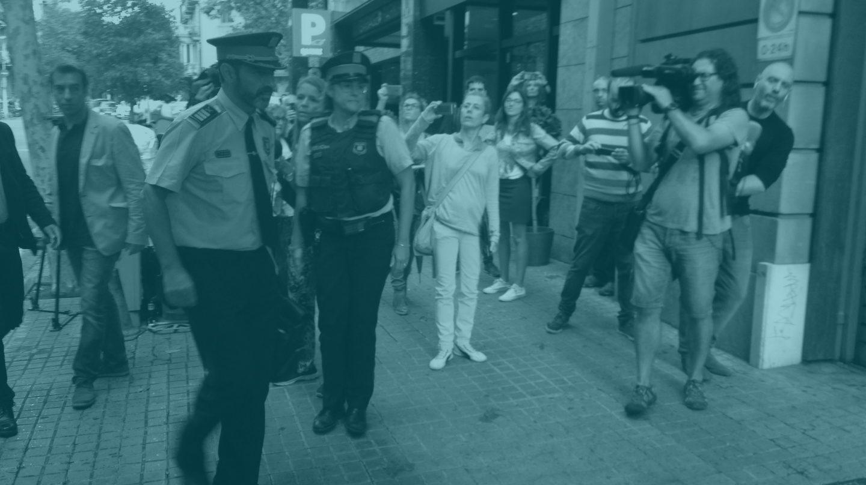 El ex 'major' de los Mossos Josep Lluís Trapero.