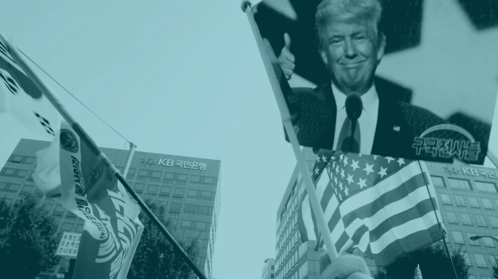Un año de la victoria de Donald Trump en las elecciones de EEUU.