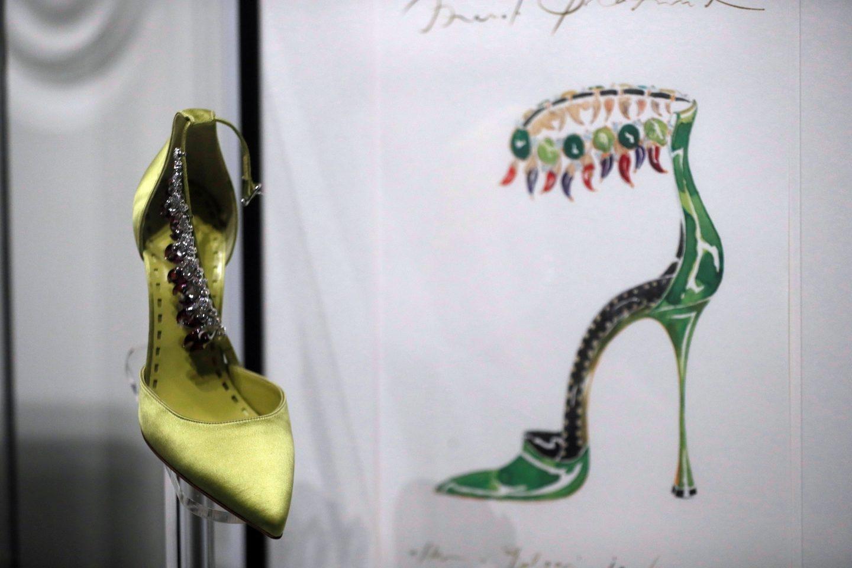 Zapatos de Manolo Blahnik 3