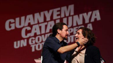 El futuro de Iglesias está en Cataluña
