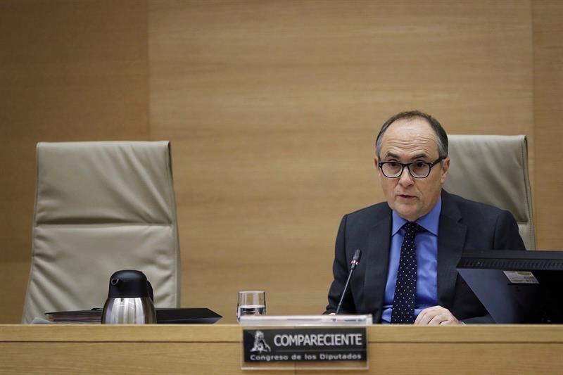 El ex subgobernador del Banco de España Fernando Restoy.
