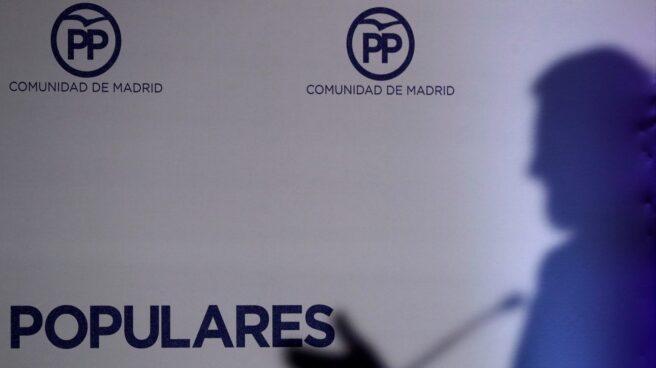 La sombra de Rajoy en el mitin de cierre de su partido