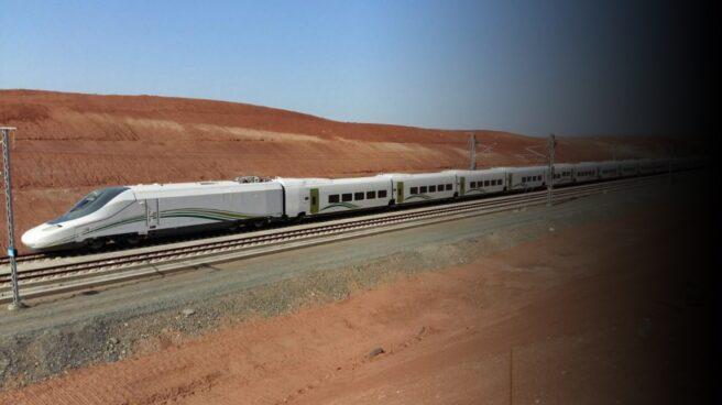 Tren AVE a La Meca