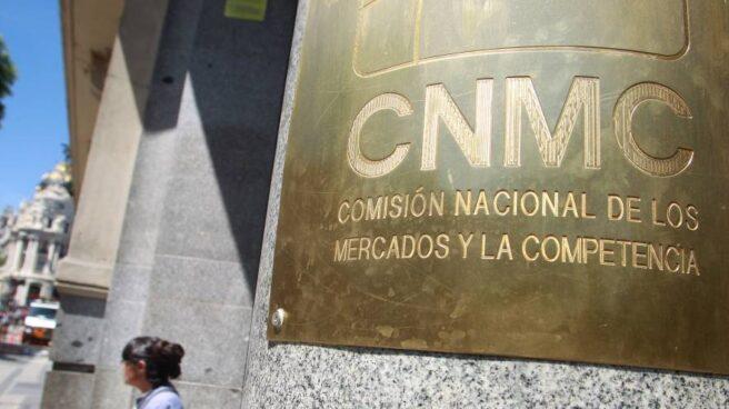 Sede de la Comisión Nacional de los Mercados y la Competencia (CNMC) en Madrid.
